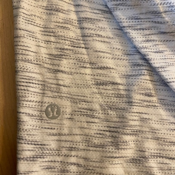 Lululemon Running Tank with Open Back Vent Hole